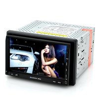"2 DIN Car DVD Player ""Nitro"" - 7 Inch Touch Screen, GPS, DVB-T TV, Windows CE 6.0"