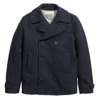 H&M - Seaman's Jacket - Dark blue - Men