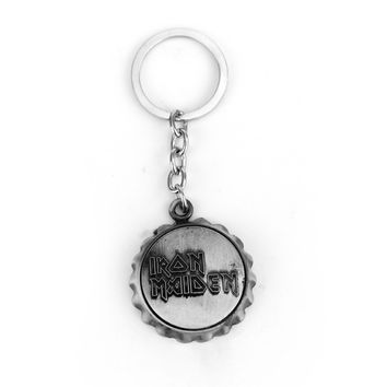 Samyueng Bottle Open Key Chain For Best Friend Star Wars Male Beer Cover Lead Alloy Character Ornament Accessories With High Qua