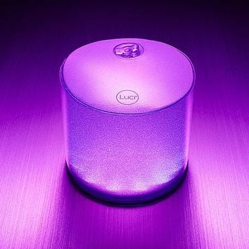 Luci Color Inflatable Solar Light by MPOWERD