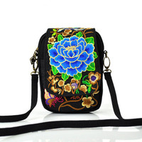 Funky Colors Messenger Bag