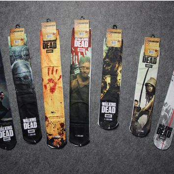 The Walking Dead - Variety Designer Socks