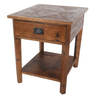 Redden Reclaimed End Table