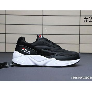 FILA VENOM 94 new men and women low to help retro old shoes F-A0-HXYDXPF #2