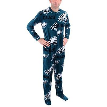 Philadelphia Eagles - Logo All-Over Union Suit