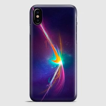 Nike Neon iPhone X Case