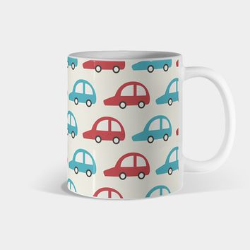 Beep Beep! Mug By Lalainelim Design By Humans
