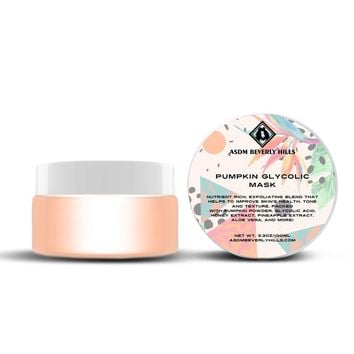 Pumpkin Glycolic Mask Peel