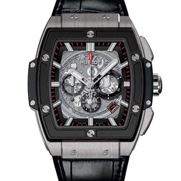 Hublot Spirit Of Big Bang Titanium 601.NM.0173.LR - Unworn with Box and Papers