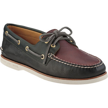 Sperry Top-Sider Gold A/O Shoe - Men's Graphite Navy,