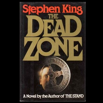 The Dead Zone by Stephen King (1979 Hardcover)