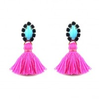 Crazy, Quirky & Carefree Earrings