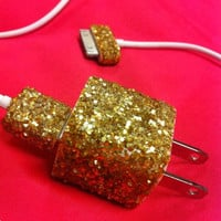 FREE SHIPPING Glittered iPhone Charger