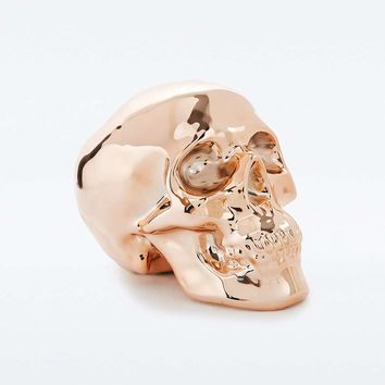 Copper Skull Money Bank - Urban Outfitters