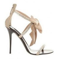 Giuseppe Zanotti Crystal Diamond Sandals [2011053026] - $278.00 : shoesoutletus.com, shoesoutletus.com