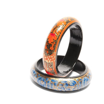 Painted Bangles From India
