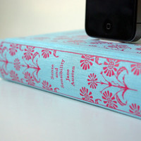 Jane Austen's Sense and Sensibility Book by RichNeeleyDesigns