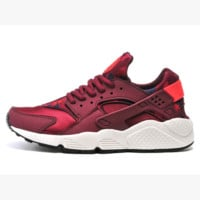 Nike Drops the Air Huarache Ultra Sports shoes Red
