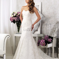 Bridal Gown Style 21228 - Bridal Gowns - Wedding Dresses by Bill Levkoff