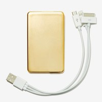 Universal Juice Portable Power System - Gold