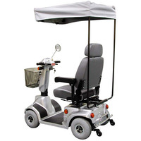 Sun Shade for CTM Scooters SSCTM - CTM Homecare Canopies | TopMobility.com