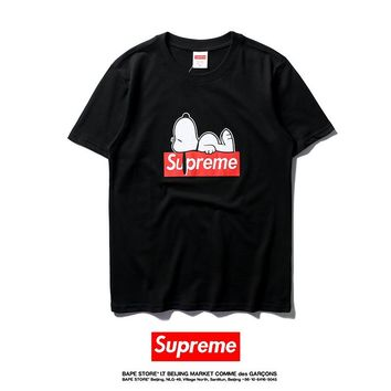 Cheap Women's and men's supreme t shirt for sale 85902898_0079