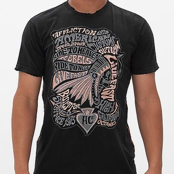 Affliction American Customs Outlaw T-Shirt