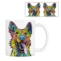 German Shepherd Coffee Mugs