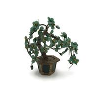 Jade Bonsai Tree, Jadeite Bonsai Tree, Chinese Jade Bonsai