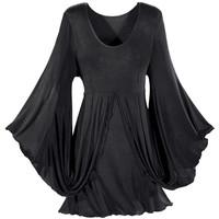 Isadora Tunic                                      - New Age, Spiritual Gifts, Yoga, Wicca, Gothic, Reiki, Celtic, Crystal, Tarot at Pyramid Collection