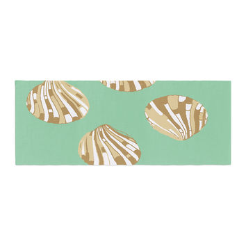 "Rosie Brown ""Scallop Shells"" Bed Runner"
