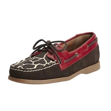 Ariat Women's Palisade Shoes - Giraffe Ruby - 10014141