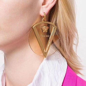 VERSACE Earrings Womens Jewelry