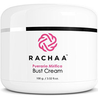Best Bust Cream - Breast Enlargement With Pueraria Mirifica Formula-Contouring & Firming Cream For Natural Lift-Enhance Size & Increase Bust Effectively-For Fuller, Smoother & More Visible Cleavage