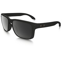 sunglasses Oakley Original Holbrook OO9102-90 Matte Black Prizm Polarized