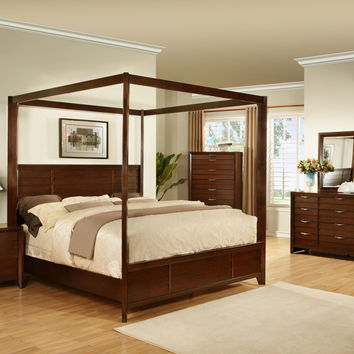 Lancaster Poster Bedroom Set