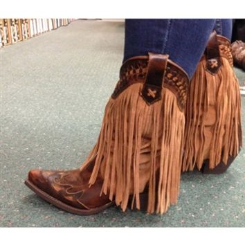 sale many kinds of clearance find great Dingo Heart Throb Women's ... Fringe Boots outlet locations cheap price many kinds of cheap price discount cheapest price h5KXJ