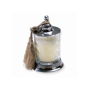 Vanilla Scented Jar Candle