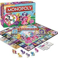 Monopoly: My Little Pony Collector's Edition Board Game