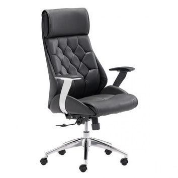 ZUO Modern Boutique 205890 Office Chair Black