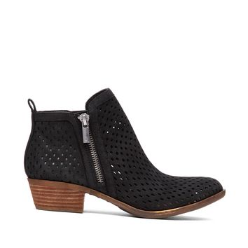 Lucky Brand Basel3 Leather Ankle Bootie