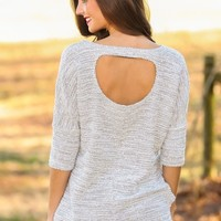 Pick Up The Pieces Sweater