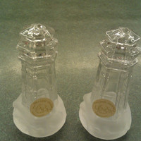 Price Reduced Lenox Salt and Pepper Shakers