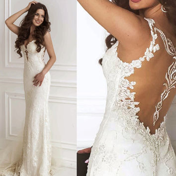 Wedding dress Kate. Bridal dress. Lace wedding dress