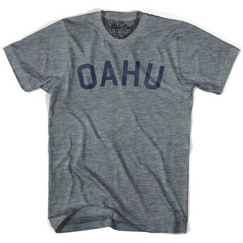 Oahu City Vintage T-shirt