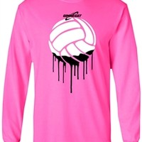 GIMMEDAT | Volleyball Long Sleeve T-Shirts