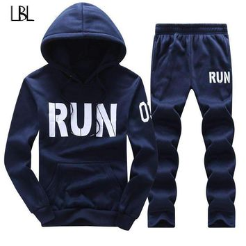 Mens Hoodies Stand Collar Cardigan Print Mens Tracksuit