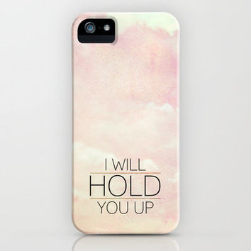 Isaiah 41:10  Comfort | Hope | Strength iPhone Case by Pocket Fuel | Society6
