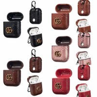 GUCCI GG Apple AirPods 2 Case