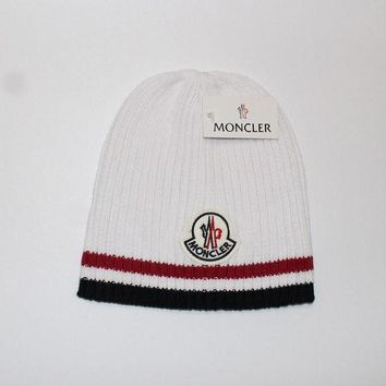 DCCK7HE Perfect Moncler Hiphop Women Men Beanies Winter Knit Hat Cap